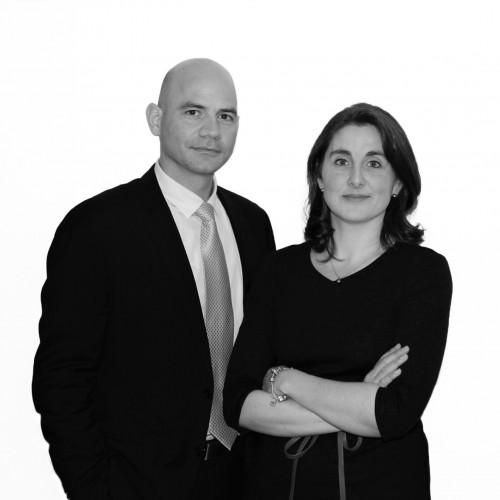 Frédérique Favre et Christophe Agostini