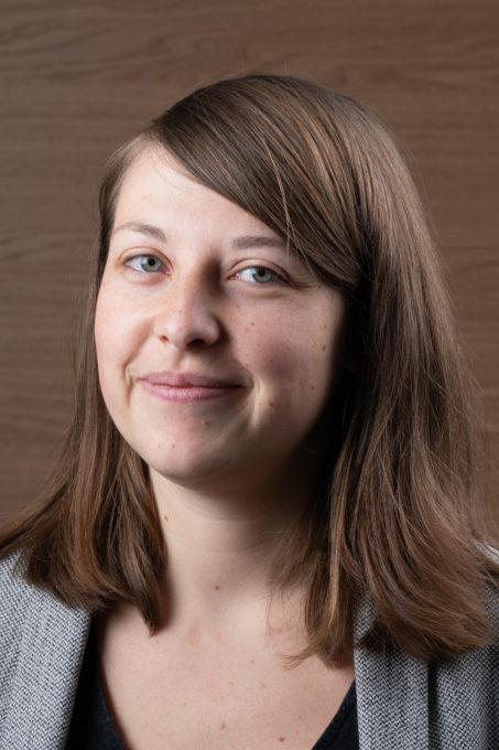 Portrait - Gabrielle LEDUC