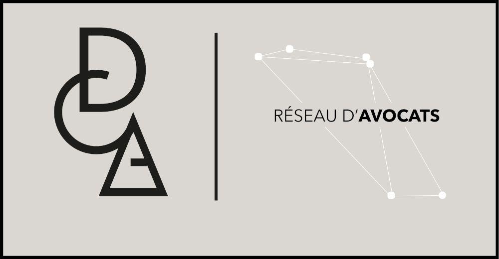 Logo DCA Réseau d'avocats